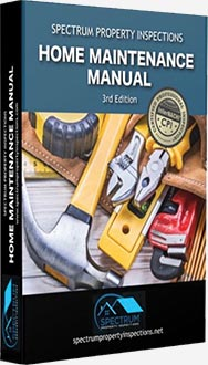 A digital representation of our free home maintenance manual.