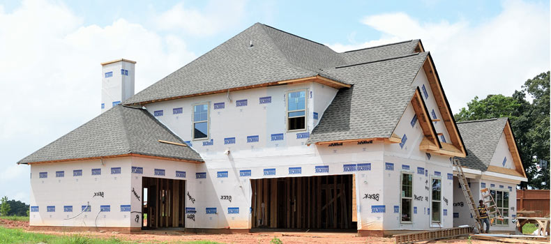 Get a new construction home inspection from Spectrum Property Inspections