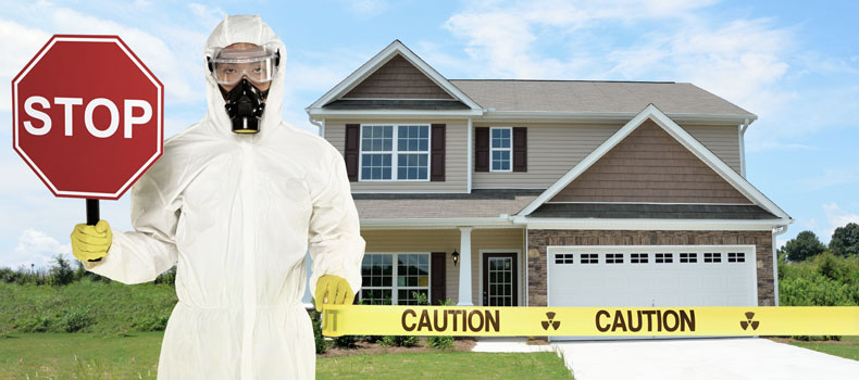 Have your home tested for radon by Spectrum Property Inspections